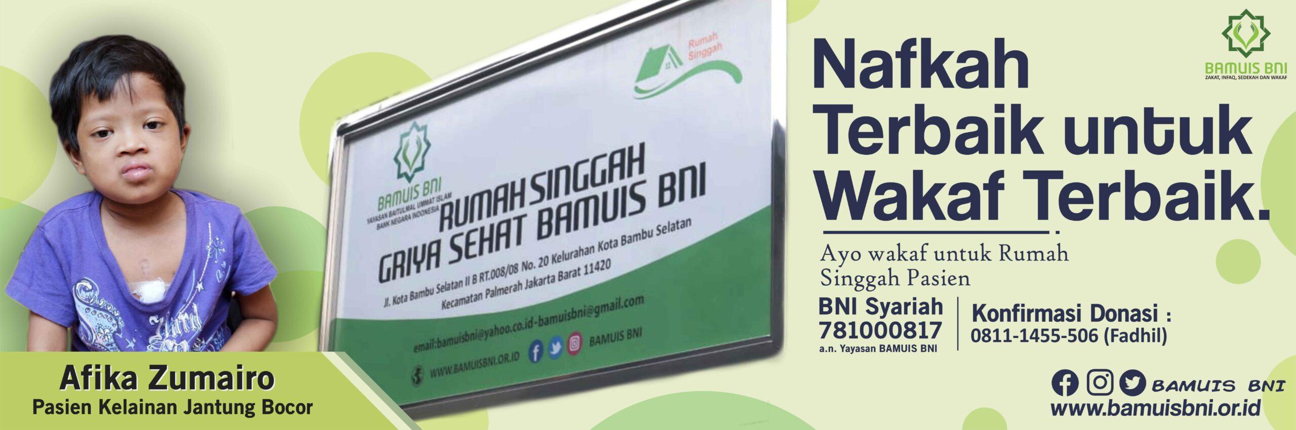 SLIDE WEBSITE WAKAF RUMAH SINGGAH JANUARI 2021